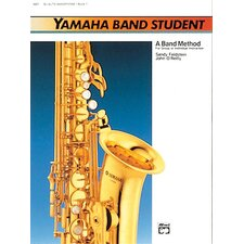 Yamaha Band Student: Book 1