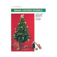 Yamaha Christmas Ensembles: Clarinet Bass