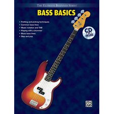 <strong>Alfred Publishing Company</strong> Ultimate Beginner Series: Bass Basics