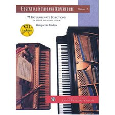 Essential Keyboard Repertoire, Volume 2 Music Book