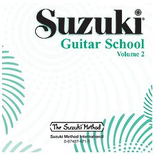 Suzuki Guitar School CD, Volume 2