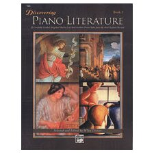 Discovering Piano Literature, Book 3