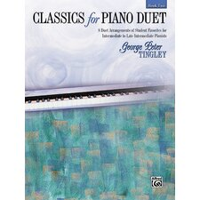 <strong>Alfred Publishing Company</strong> Classics for Piano Duet, Book 2