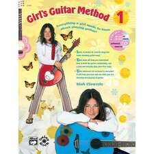 <strong>Alfred Publishing Company</strong> Girl's Guitar Method 1