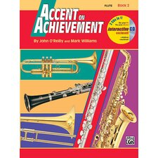 Accent on Achievement, Book 2: Flute