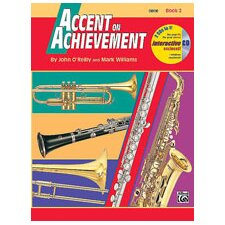 Accent on Achievement, Book 2: Oboe