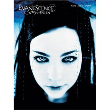 Evanescence: Fallen (Piano / Vocal / Chords)