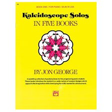 <strong>Alfred Publishing Company</strong> Kaleidoscope Solos, Book 1