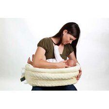 San Diego Bebe Eco-Nursing Pillow for ONE baby