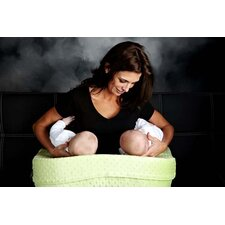 <strong>Double Blessings</strong> San Diego Bebe TWIN Eco-Nursing Pillow