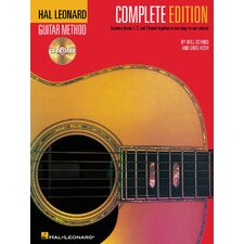 "Guitar Method - Complete Edition - Books 1, 2 and 3 with CD""s"