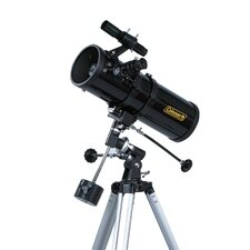 AstroWatch 500x114 Reflector Telescope in Black