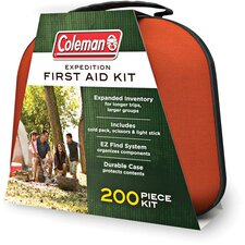 <strong>Coleman</strong> Expedition First Aid Kit