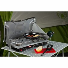 Triton Series InstaStart Two Burner Stove