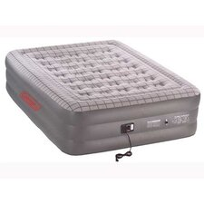 Quickbed Queen Double High Airbed with Built-in Pump