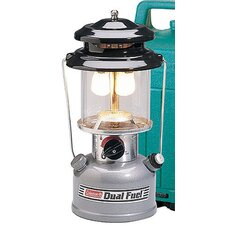 Premium Dual Fuel Lantern with Hard Carrying Case
