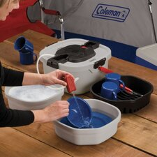 <strong>Coleman</strong> CPX All-in-One Portable Sink