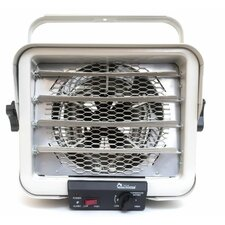 3000W/6000W Hardwired Shop/Garage Commercial Heater
