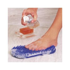 Soapy Soles Foot Scrubber Hygiene Product