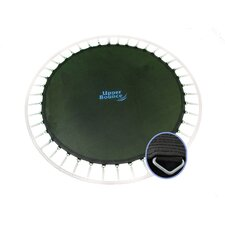 "Jumping Surface for 13' Trampoline with 80 V-Rings for 7"" Springs"