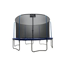 14' Replacement Safety Trampoline Net Using 6 Poles