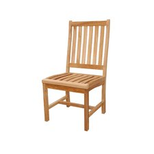<strong>Anderson Teak</strong> Wilshire Dining Side Chair