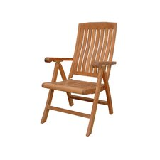 <strong>Anderson Teak</strong> Katana Recliner Dining Arm Chair