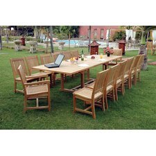 Valencia 15 Piece Dining Set