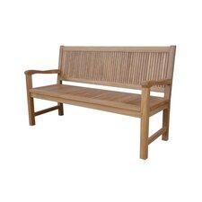 Chester Teak Garden Bench