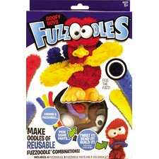 Fuzzoodles Goofy Guys Set
