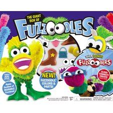Fuzzoodles Big Box Set with Bonus Fuzzoobers