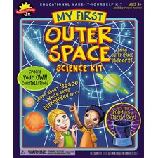 <strong>POOF-Slinky, Inc</strong> Scientific Explorer My First Outer Space Kit