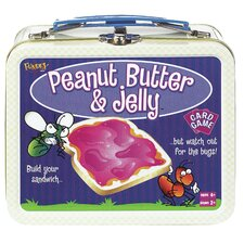 Peanut Butter and Jelly Card Game