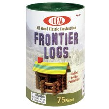 Frontier Log (Set of 75)
