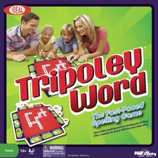 Tripoley Word Board Game