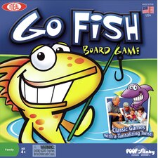 Go Fish Board Game
