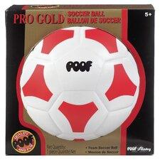 Pro Gold Soccer Ball