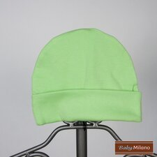 Baby Hat in Lime Green