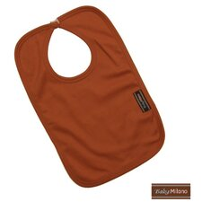 Bib in Burnt Orange