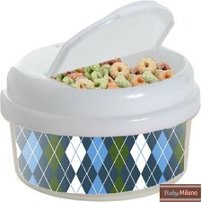12 oz Argyle Snack Container