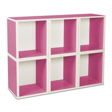 Eco-Friendly Modular Storage Cubes Plus (Set of 6)