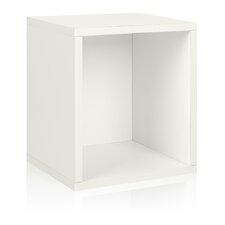 Way Basics Eco Stackable Storage Cube & Cubby Organizer