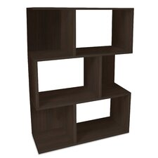 "<strong>Way Basics</strong> Eco-Friendly Madison 44.8"" Bookcase"