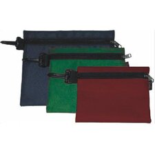 3 Multi - Purpose Clip - On Zippered Bags
