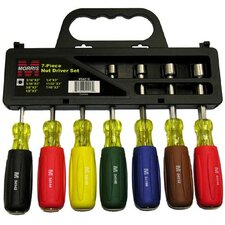 <strong>Morris Products</strong> 7 Piece Nut Driver Set