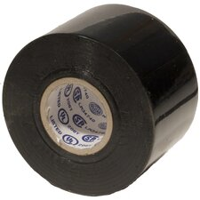 "2"" Premium Grade Electrical Tape in Black"