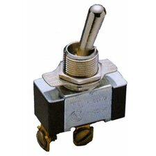 Heavy Duty DPST Toggle Switch
