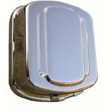 Front Door Buzzer in Satin Aluminum