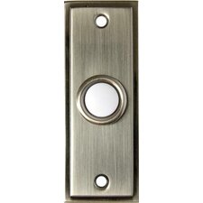 <strong>Morris Products</strong> Lit Decorative Pushbuttons in Pewter
