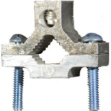 <strong>Morris Products</strong> Aluminum Ground Clamp